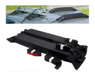 Barras Portaequipaje Auto Kayak Tabla Surf Universal Soft