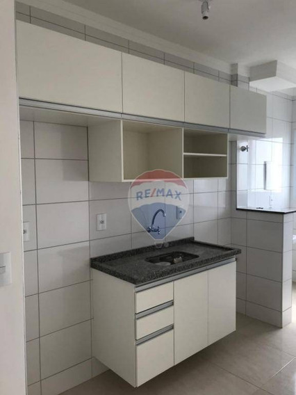 Apartamento Residencial Para Locação, Jardim Dona Maria Azenha, Nova Odessa. - Ap0098