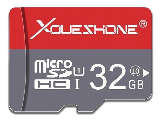 Cartão Memória 32gb Class10 Best Card Smartphone Celular Cam
