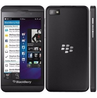 Celular Blackberry Z10 Facebook Watsap Ultra Rapido Black