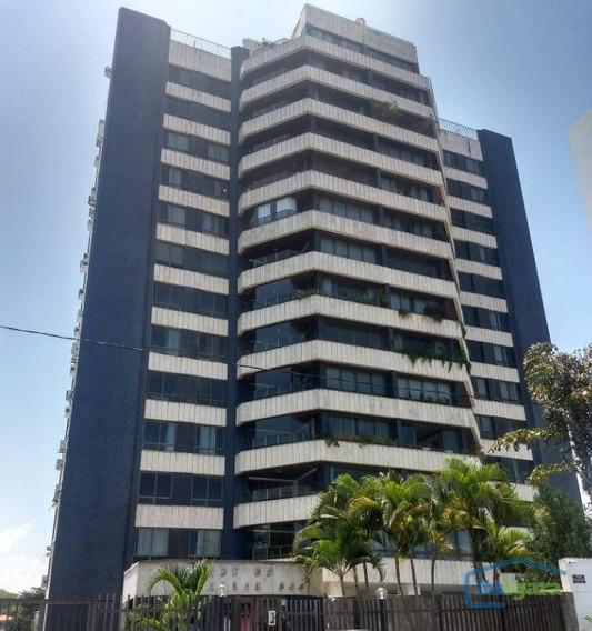 Apartamento Com 4 Dormitórios Para Alugar, 197 M² - Itaigara - Salvador/ba - Ap1400
