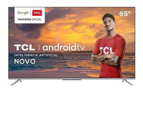 Smart Tv Led Tcl 65 P715 4k Uhd Hdmi Usb Netflix Youtube