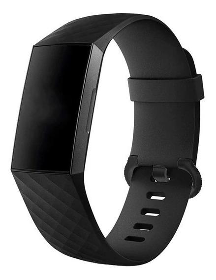Pulseira Compatível Com Fitbit Charge 3 - Pronta Entrega!