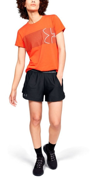 Short Under Armour Play Up Mujer