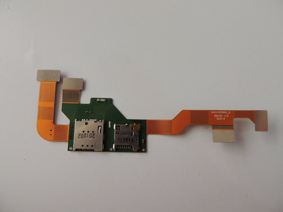 Leitor Conector Chip Mz616 Xoom 2 Original Novo Promoção