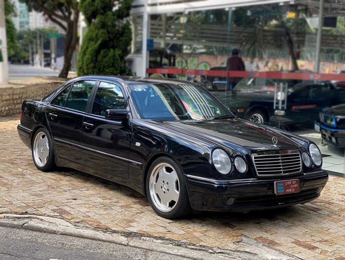 Mercedes-benz Classe E E 55 Amg 5.5 Sedan