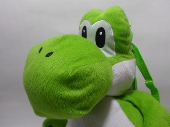 Mochila De Yoshi Super Mario Bros Original De Nintendo 2011