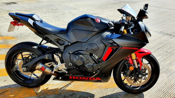 Honda Cbr 1000 2018 Impecable