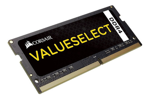 Memoria Ram Notebook 4gb Corsair Value Ddr4 2133mhz Sodimm