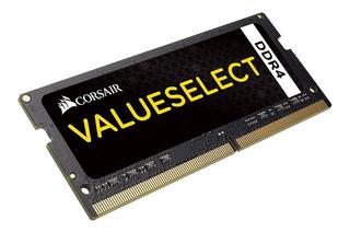 Memoria Ram Notebook 4gb Corsair Value Ddr4 2133mhz Sodimm