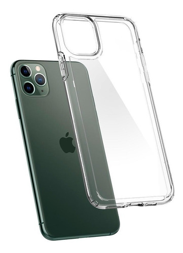Funda Spigen iPhone 11 Pro Max Ultra Hybrid Cristal