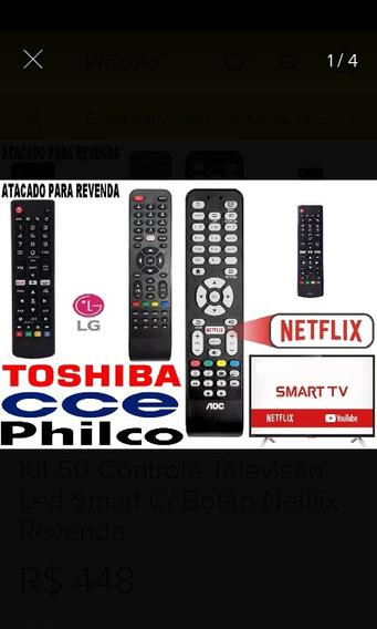 Controle Remoto Divercos Tipos Tv Lcd Led E Mais