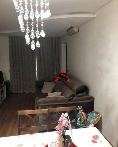 Imagem 1 de 12 de Apartamento Com 3 Dormitórios À Venda, 81 M² Por R$ 630.000,00 - Vila São José - São Paulo/sp - Ap43167