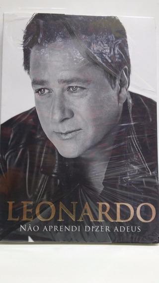 Livro: Leonardo: Não Aprendi Dizer Adeus