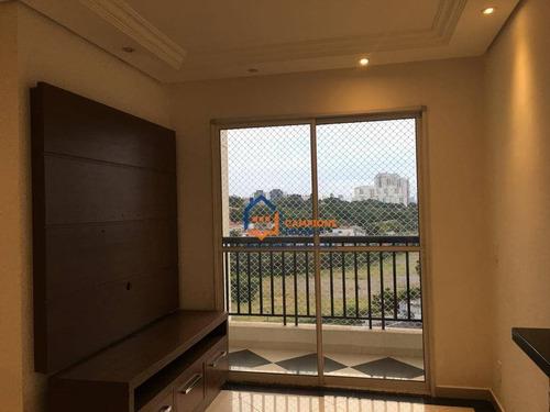 Apartamento À Venda, 50 M² Por R$ 432.000,00 - Vila Anastácio - São Paulo/sp - Ap2789