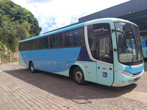 Imagem 1 de 13 de Ônibus Comil Campione 3.25 Fretamentos Revisado Mercedes