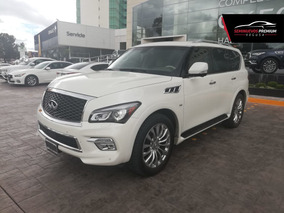 Infiniti Qx80 5.6 Perfection T/a Awd 7 2017