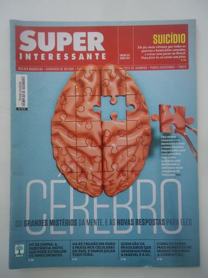 Super Interessante #375 Cérebro - Os Grandes Mistérios