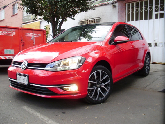 Vw Golf Tsi Manual 2018