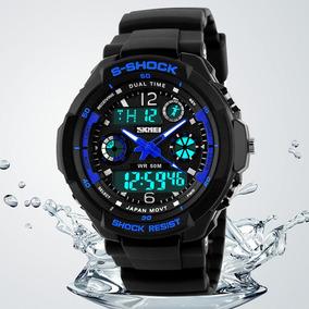4badcdaf69f3 Relojes Para Adolescentes Hombres - Reloj de Pulsera en Mercado ...