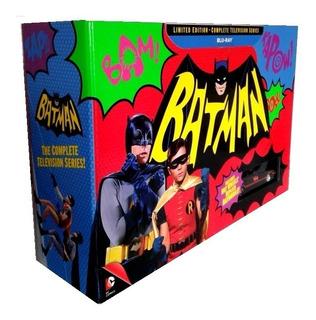 Batman Serie Completa 60s Blu-ray + Tarjetas + Batimovil