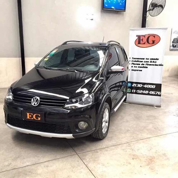 Volkswagen Suran Cross 1.6 Highline 101cv 2014 Gnc 5ta