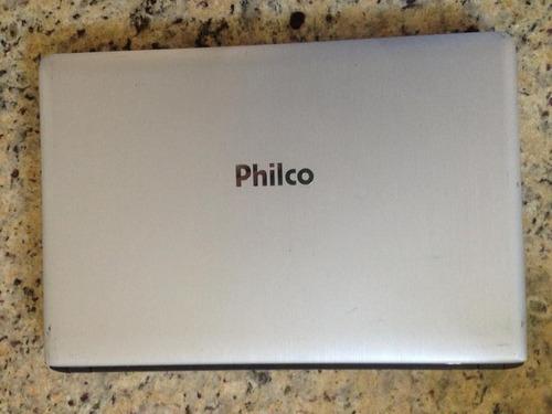 Notebook Philco, Zerado!!  Disponível Para Negociação!