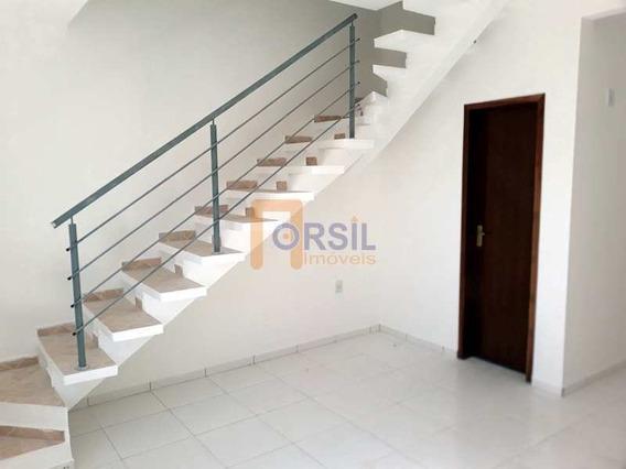 Sobrado De Condomínio Com 2 Dorms, Vila São Paulo, Mogi Das Cruzes - R$ 204 Mil, Cod: 1678 - V1678