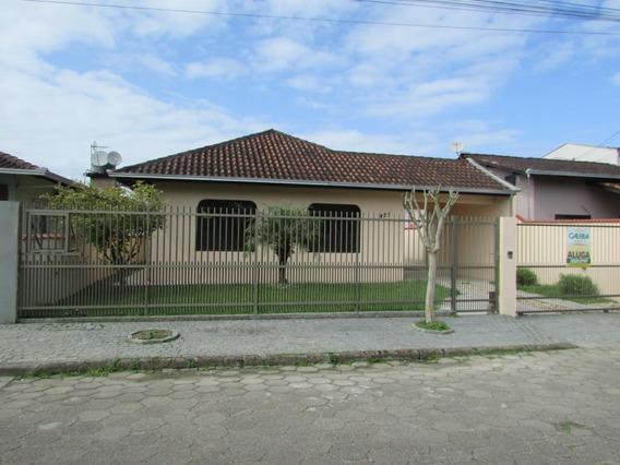 Casa No Aventureiro Com 3 Quartos Para Locação, 72 M² - 6420