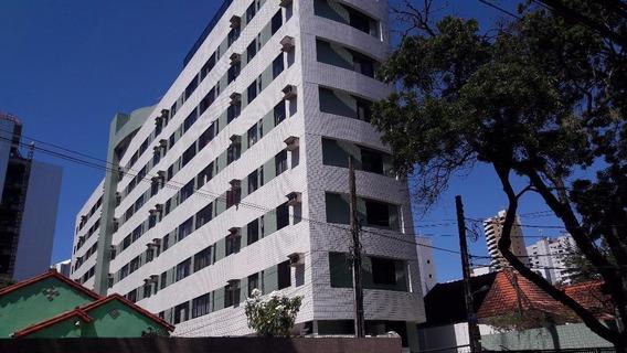Apartamento Em Aflitos, Recife/pe De 42m² 1 Quartos Para Locação R$ 1.500,00/mes - Ap495440