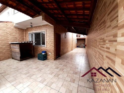 Imagem 1 de 10 de Casa 2 Dormitórios (suítes), Praia Grande. - 5190