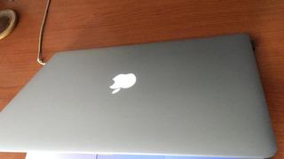 Macbook Pro A1398 Retina I7 16gb Ssd 256gb - Impecable