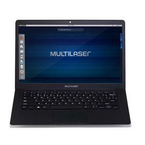 Notebook Legacy Intel Tela De 14.1 Pol. Linux Ram 4gb