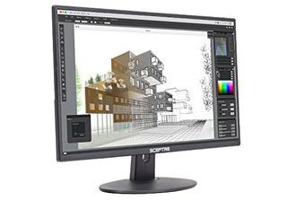 Sceptre E275w19203r 27 Ultra Thin 1080p Led Monitor 2x Hdmi