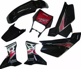 Kit De Carenagem Yamaha Xt 600 - 1997 A 2004 - Paramotos
