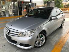 Mercedes Benz Clase C200 Cgi Exclusive Piel Quemacoco