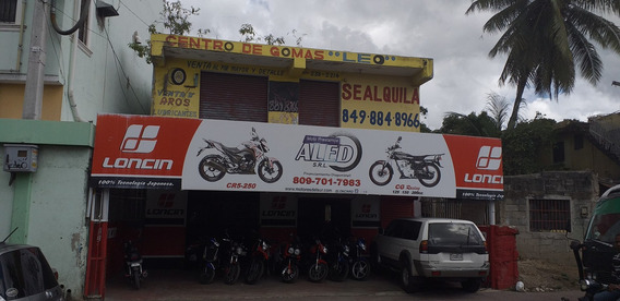 Local Comercial En Los Alcarrizos