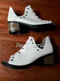 Calzado Peruano Blanco