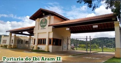 Terreno Em Condomínio Para Venda Em Itupeva, Ibi Aram 2 - Te186_2-1150252