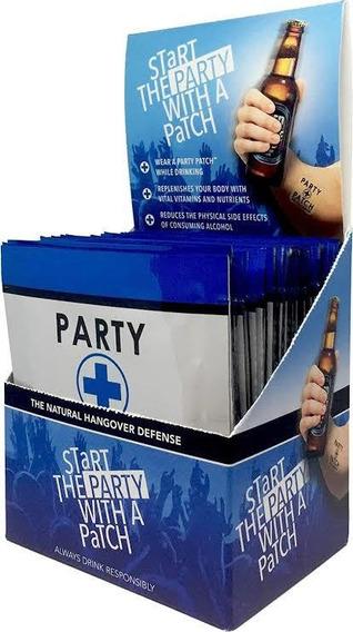 Party Patch 6 Piezas Parche Anticruda