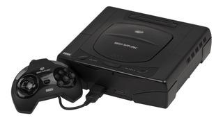 Emulador De Sega Saturn Para Pc Com + 900 Jogos