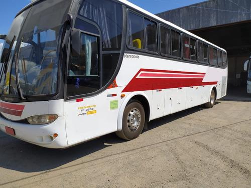Onibus Rodoviario Vw Marcopolo Viaggio 1050 (comil/busscar)