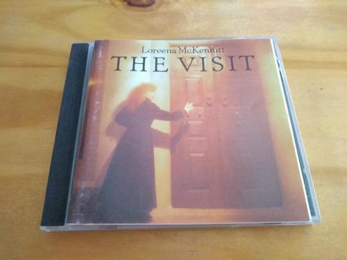 The Visit - Loreena Mckennitt - Warner 1991 - Cd - U