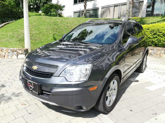 Chevrolet Captiva Sport 2012 2.4cc At