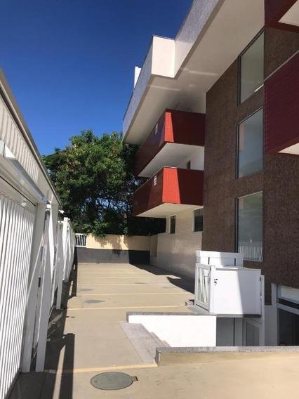 Flat Em Itaipu, Niterói/rj De 62m² 1 Quartos À Venda Por R$ 295.000,00 - Fl213915