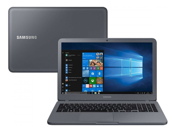 Notebook Samsung Intel Core I3 4gb 1tb Tela 15,6 Windows 10