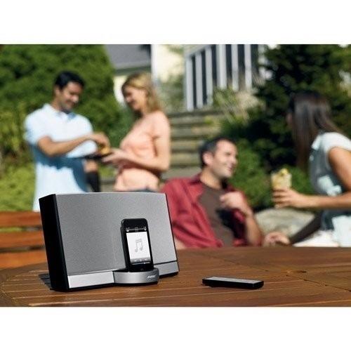 Bose Sounddock Portable Recarregável, Sem A Bolsa De Couro
