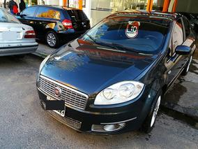 Fiat Linea 1.9n 16v Essence Mt 4ptas 2010 Full Azul