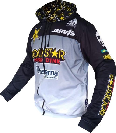 Casaco Moleton (hoodie) Oficial Jarvis Race Gear | Thermon