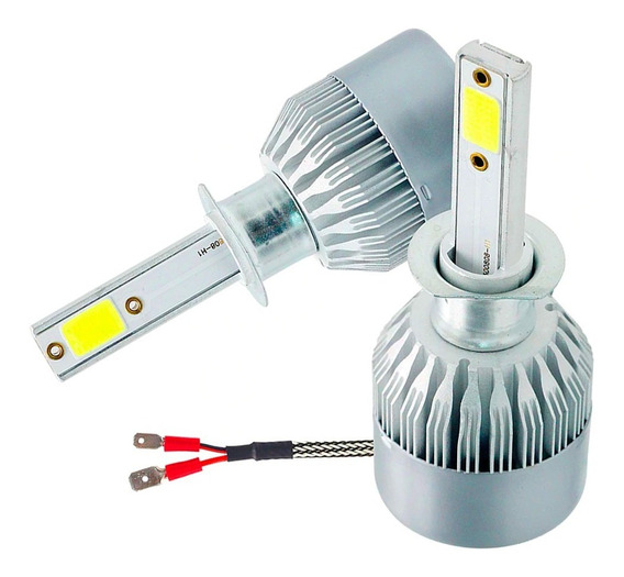 Kit Led Cree Cob H1 H7 H3 9005 12/24v 2019 C6 Oferta